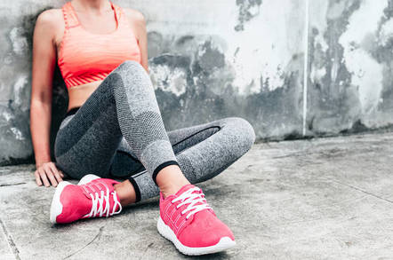 City Sport Gym Shoe For Women