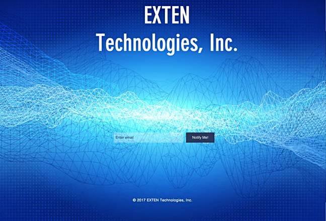 Exten_1_page_website