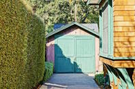 The Hewlett-Packard garage