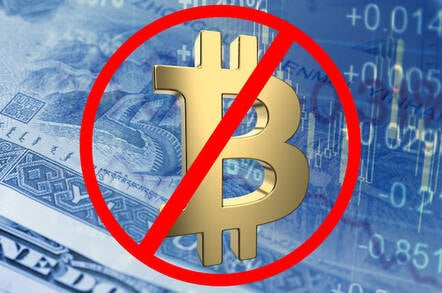 India not banning cryptocurrencies