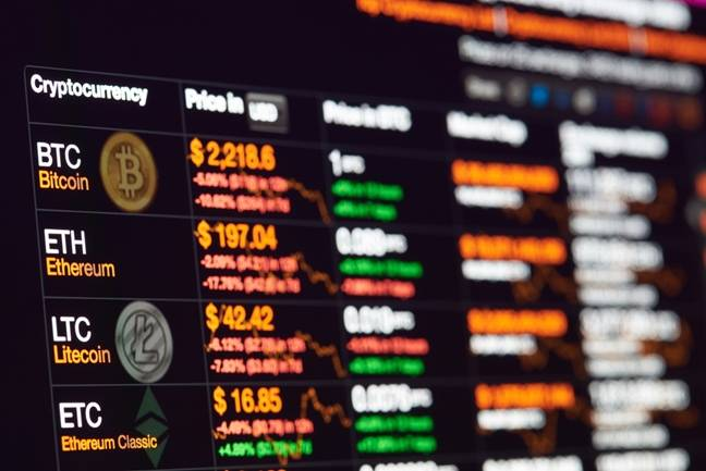 US SEC chair calls for crypto regulation