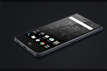 BlackBerry Motion: The Phone That Won't Die • The Register