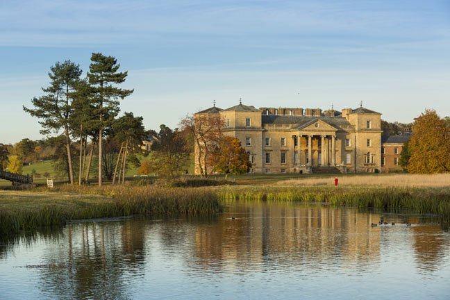 Croome house and river copyright National Trust James Dobson