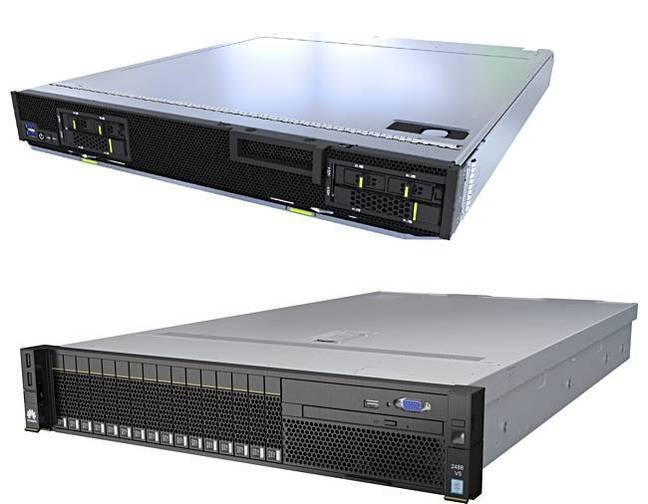 Huawei_RH2288_V5_and_CH242 V5_Servers