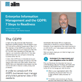 7 Steps to GDPR Readiness