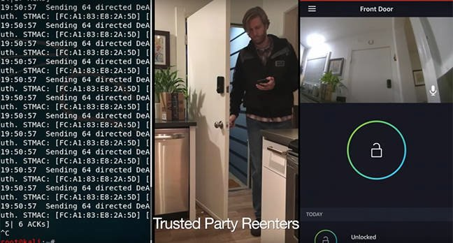 Amazon Key vulnerability could let couriers reenter your home unseen