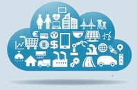 Internet of things in the cloud