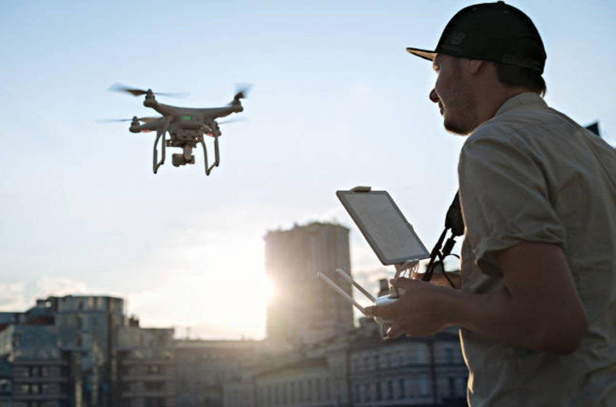 how to get a drone licence uk