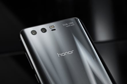 Huawei's Honor 9: The only mobe of its spec asking 'why blow