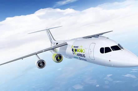 Rolls Royce Airbus Siemens electric plane