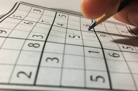 AI taught to beat Sudoku puzzles  Now how about a time