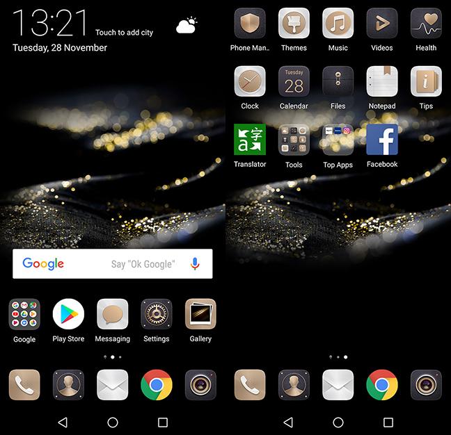 Huawei Mate 10 Pro Image