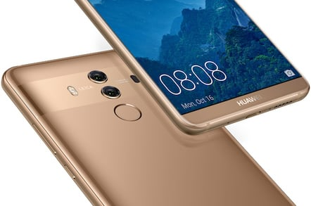 Huawei Mate 10 Pro: The unfashionable estate car wants to go