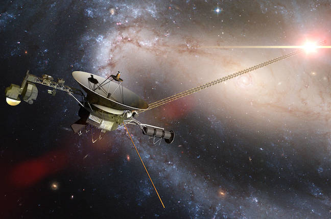 voyager 1 fires thrusters last used in 1980 and they worked the