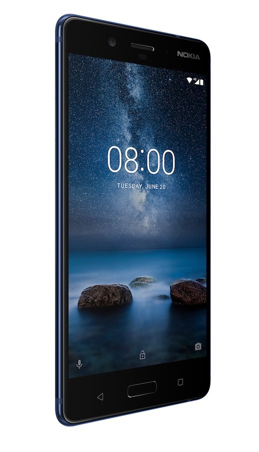 Nokia 8: As pure as the driven Android - it's a classy return • The