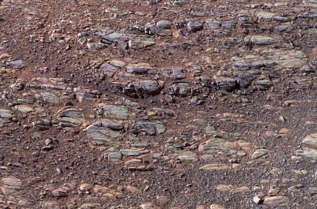 photo image Opportunity rover survives Martian winter for eighth time