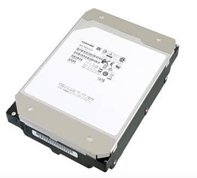 Toshiba Launches The Industry's First 14TB CMR HDD