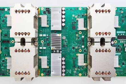 AI-on-demand as Google Cloud TPUs are rentable for a few