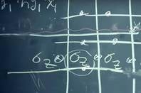 Quantum blackboard