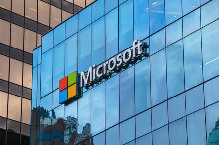 Microsoft building in Vancouver