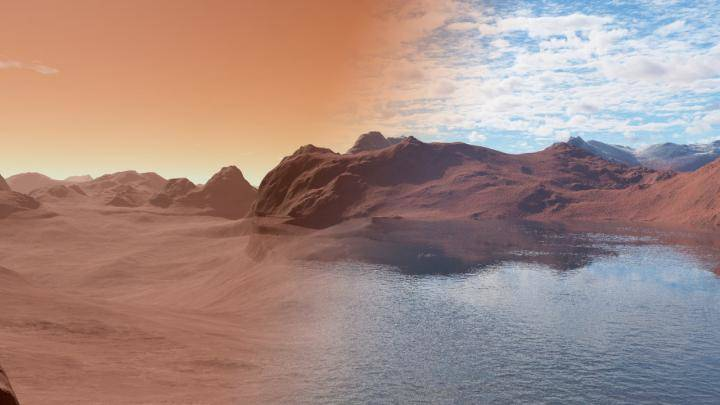 Mars' surface water: We finally know what happened--SFU study