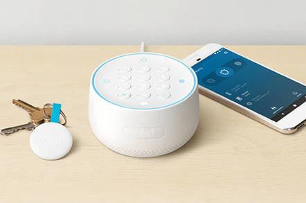 Burglar Alarm Cost >> Nest S Slick Iot Burglar Alarm Catches Crooks While It