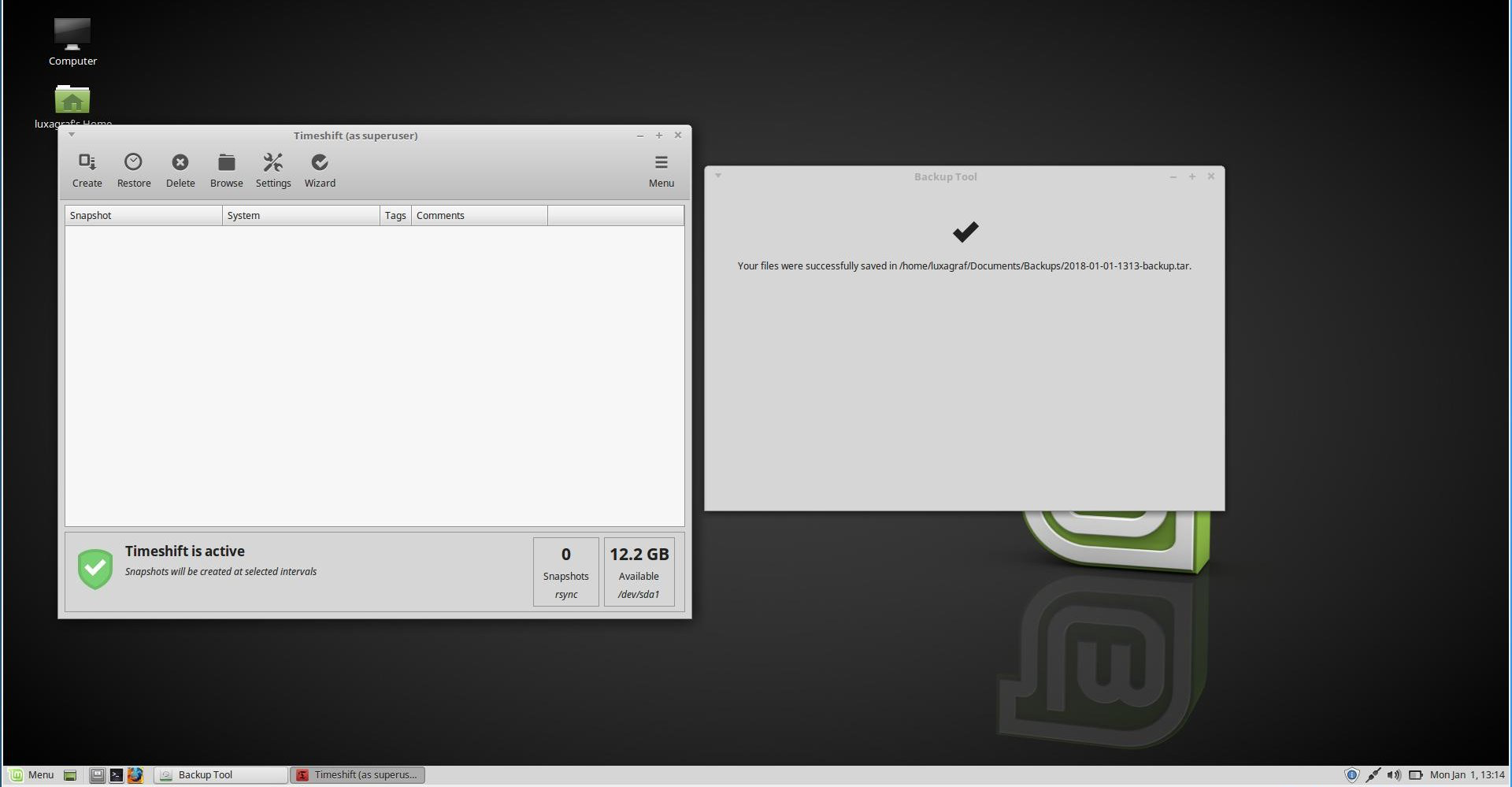 Linux Mint 18 3: A breath of fresh air? Well, it's a step into the