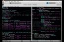 screenshot of coffee miner code