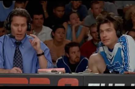 Dodgeball's 'Bold Strategy' scene