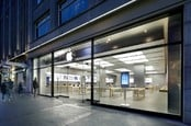 Apple Store in Zurich