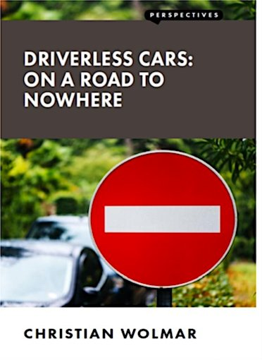 book cover driverless car