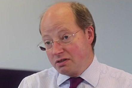 Sir Philip Rutnam, permanent secretary of the Home Office