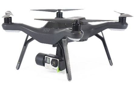 We've built a 4G drone tracking system, beams Vodafone • The Register