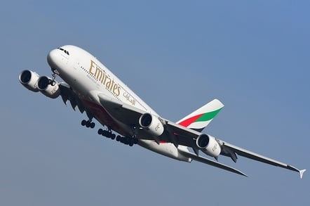 Emirates dinged for slipshod online data privacy practices • The