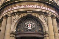 The City of London Magistrates' Court. Pic: Chris Dorney/Shutterstock