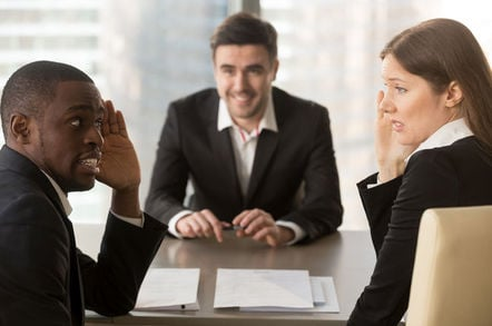 Staffers worry over the misplaced confidence of boss/fellow staffer