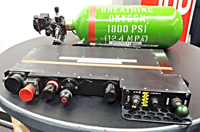 On Board Oxygen Generation System for the F-35 jet, made by Honeywell