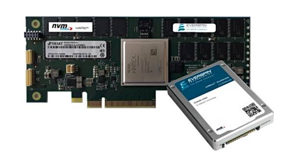 Everspin_Smart_NVMe_STT_MRAM_card