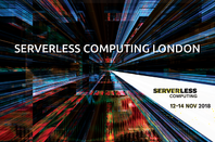 serverless computing london logo