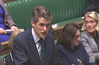 Gavin Williamson MP, pictured during his term as Defence Secretary