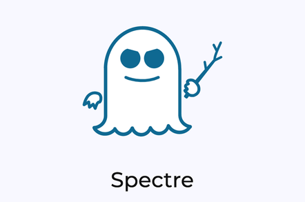 Spectre graphic