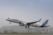 The new Airbus A321LR