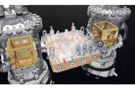 Inside LISA Pathfinder
