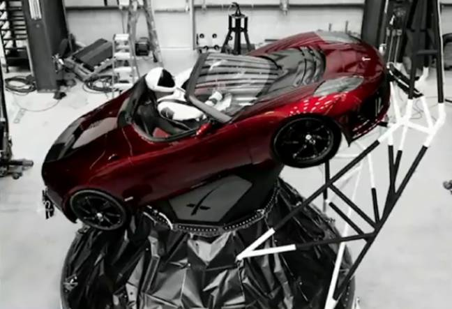 Musk space auto  is in deep trouble