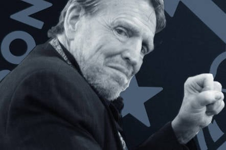 John Perry Barlow, founder of the Electronic Frontier Foundation