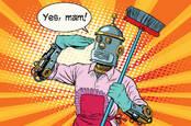 Robot maid