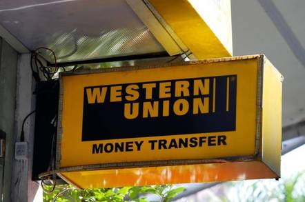 While Western Union wired customers' money, hackers transferred