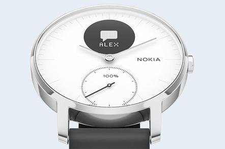 Nokias Taking A Long Hard Look At Its Health Unit