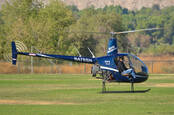 A Robinson R22 light helicopter. Pic: Shutterstock
