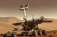 NASA Opportunity Rover on Mars (pic: NASA)